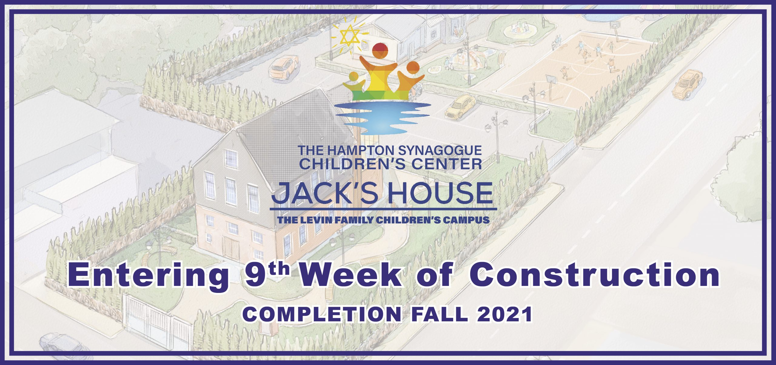 The Hampton Synagogue Children's Center – Construction Updates